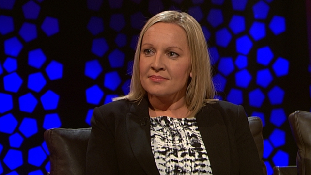 Reform Alliance member, Lucinda Creighton welcomed the move on speaking rights