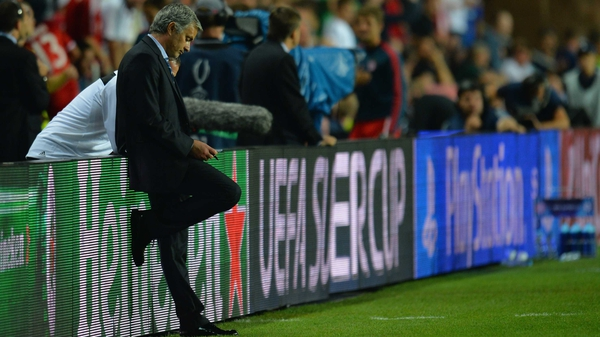 Jose Mourinho's side suffered a shock defeat against Basel