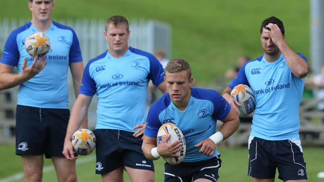 Leinster will have a strong side against the Ospreys