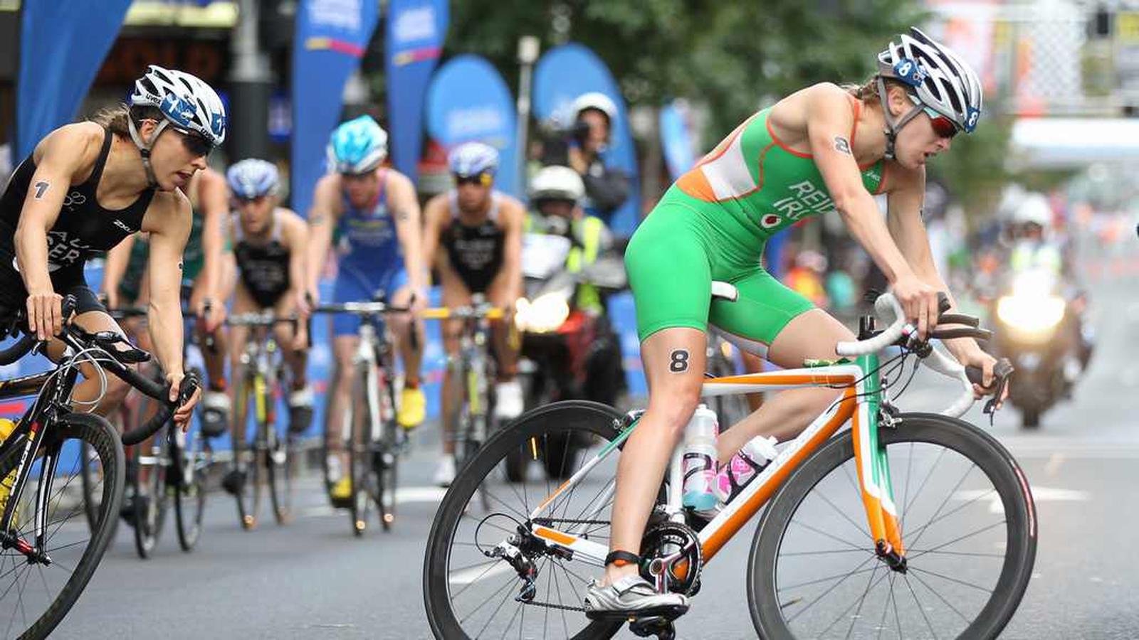 Aileen Reid targets improvement at European Games