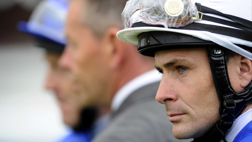Pat Smullen was on song at Gowran Park