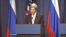 US & Russia agree over destruction of Syrian chemical weapons