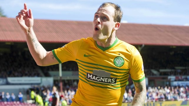 Anthony Stokes put Celtic 2-1 up