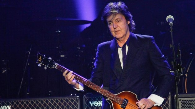 Paul McCartney: it's 'pretty amazing to still be there making new music'