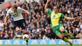 Sigurdsson double seals points for Spurs