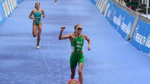 Aileen Reid: 'I've been consistent all year but that result was just the icing on the cake'