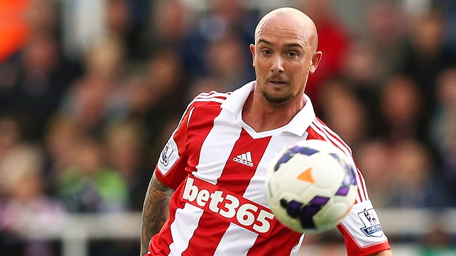 Stephen Ireland hasn't played international football for six years