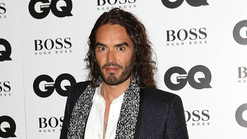 Russell Brand has opened his pad in Beverly Hills to homeless pals