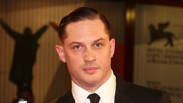 Tom Hardy reportedly top of Bond wish list