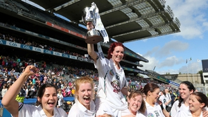 It was the Lilywhite ladies who took home the cup