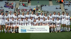 Kildare - All-Ireland junior camogie champions