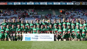 Limerick - All-Ireland intermediate camogie finalists