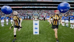 A healthy 15,063 attended the games at a windswept Croke Park