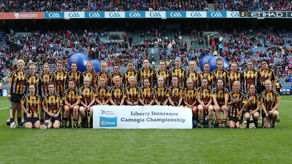 Kilkenny - All-Ireland senior camogie finalists