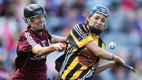 Joan O'Flynn and Fiona Casey look ahead to this weekend's Camogie Congress in Armagh
