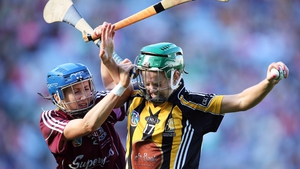 Galway held a four-point win at the break
