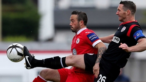 Raffaele Cretaro scored the only goal in the 15th minute