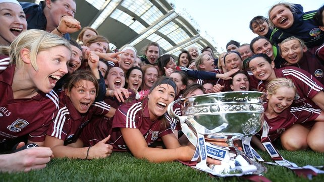 Galway claimed a five-point win over Kilkenny in Croke Park