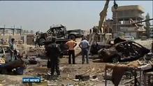 Bomb attacks kill dozens in Iraq