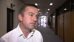 Brian Hayes said the Government should surpass the deficit reduction target
