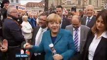 Boost for Merkel in Bavarian election
