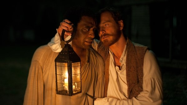 Ejiofor and Fassbender - Among the nominees