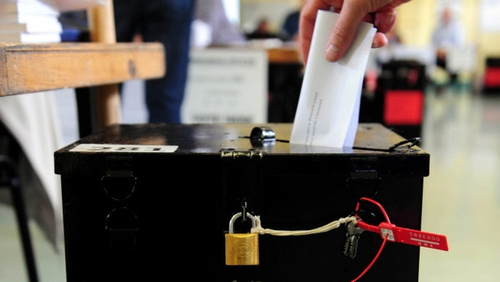 54% of people who registered to vote between mid-February and 5 May live in Dublin or adjoining counties