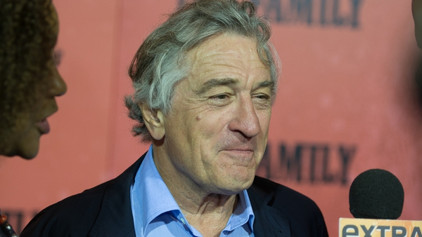 Robert De Niro has no interest in penning a memoir