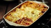 Lighter Lasagne with a Turkey Mince Twist - This recipe for Lighter Lasagne with a Turkey Mince Twist serves four and can be made from ingredients found in Aldi's 101 Irish stores.