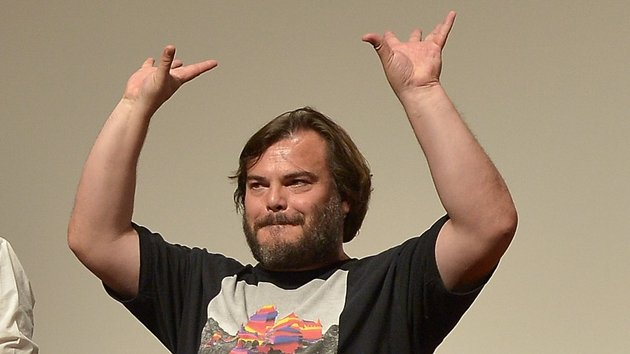 Jack Black may be starring in a Goosebumps movie