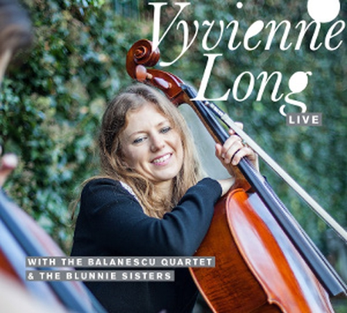 Vyvienne's cello insinuates itself across the Balanescus' filligree of sound, with percussive plucking and bowing, whorls of layered sound.