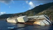 Costa Concordia salvage operation under way