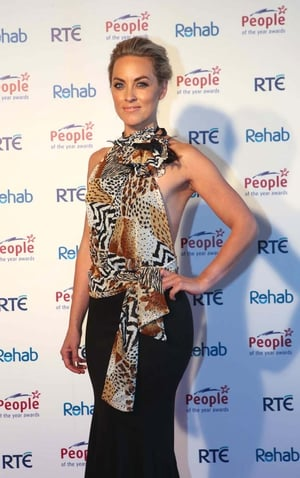 Kathryn Thomas in Marion Murphy Cooney
