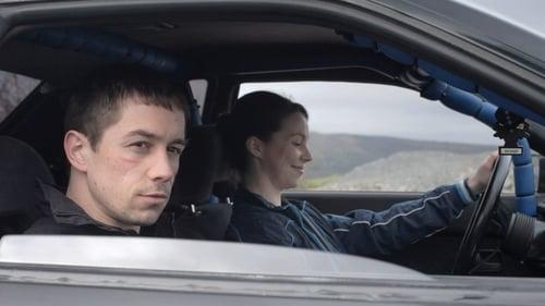 Killian Scott as Jimmy in Black Ice, cool, calm, calculating