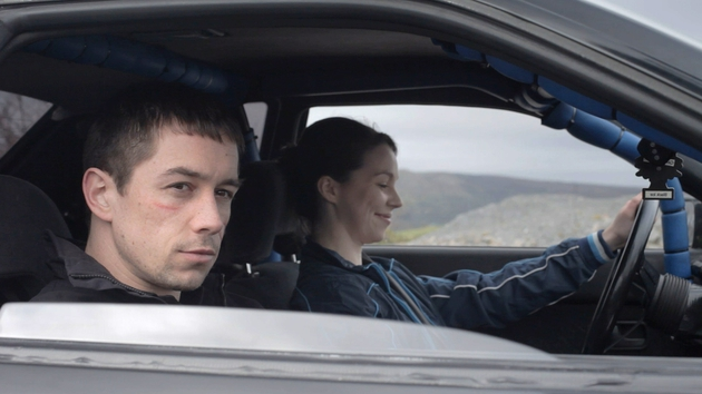 Killian Scott as Jimmy in Black Ice, cool, calm, calculating