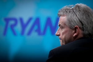 Ryanair reports half yearly traffic growth of 13%