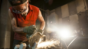 The export-oriented German economy is widely expected to have contracted in the second quarter