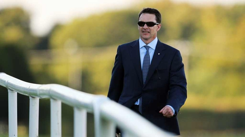 Aidan O'Brien's Mekong River picked up another win