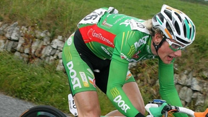 Sam Bennett recorded the biggest win of his embryonic career in Caerphilly