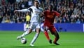 Michu denies Liverpool victory