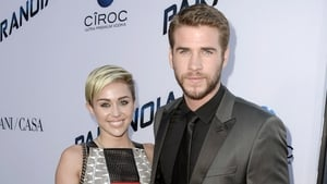 Miley Cyrus and Liam Hemsworth in happier times