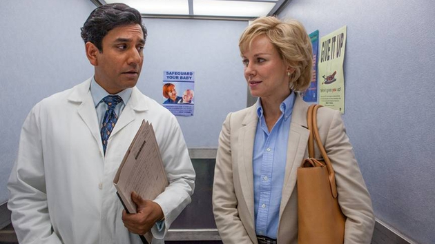 Diana chronicles the relationship between the Princess of Wales and heart surgeon Hasnat Khan
