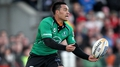 Connacht's Nikora faces five months out