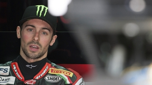 Eugene Laverty: 'That was one of the best races of my life and I had to work so hard over the last few laps'