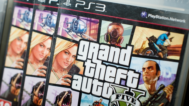 Grand Theft Auto V delivered the highest first day retail sales of any title sold by Take-Two Interactive Software