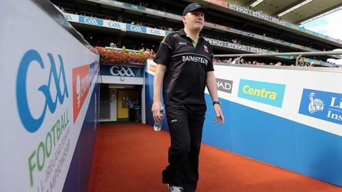 James Horan is back in charge of Mayo after a four-year break