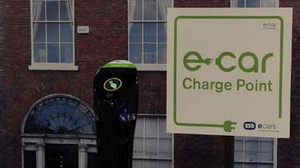 Twenty-one drivers have taken part in a trial of electric cars in Ireland