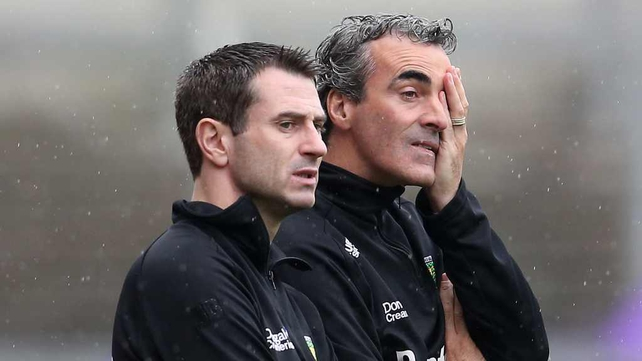 Rory Gallagher will not serve as assistant to Jim McGuinness