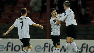 Dundalk make the short trip to Drogheda looking to move closer to a domestic double