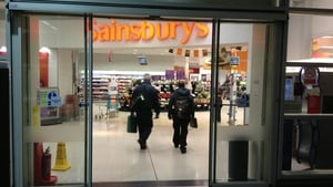Sainsbury's cautions that it does not expect a change to competitive market conditions any time soon